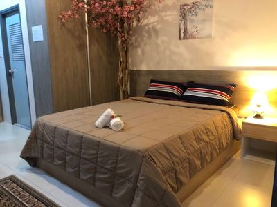 Photo for New cozy apartment, 300m away from MRT Suthisan station Unit*7