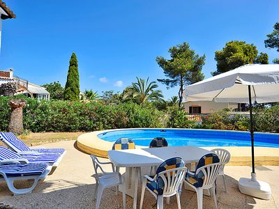 Photo for Vacation home Wolf in Jávea/Xàbia - 8 persons, 4 bedrooms
