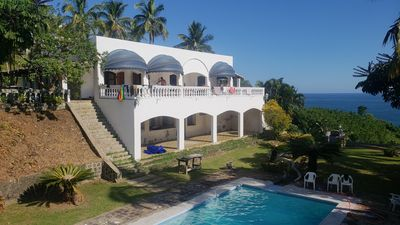 Photo for Casa Ilhabela Sea Front-South Island - Near Curral Beach