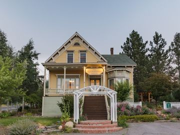Downtown, Truckee, CA, USA