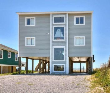 Photo for Spacious, Oceanfront, 5 BR/3 BA Home-Just You & the BEACH-Sleeps 10