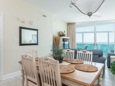 Photo for Crescent Keyes - PH 8 Enjoy stunning ocean views from this beautifully decorated 2-bedroom.