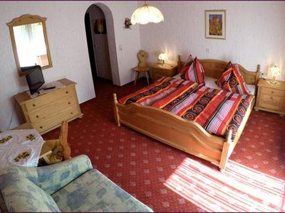 Photo for Double room (triple room) with shower, WC - Stiegler, pension