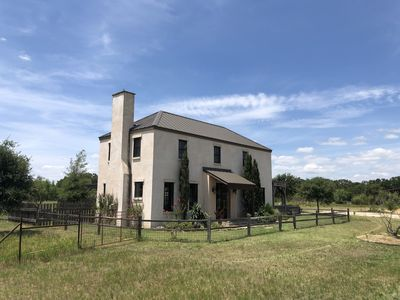 Photo for The Villa at Spotted Sheep Farms - 8 Acres, 3 miles to downtown, close to wine!