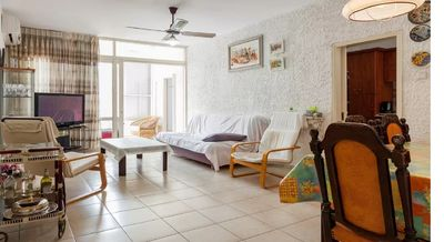 Photo for 3BR Apartment Vacation Rental in Netanya, Center District