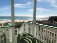 Love this house (second stay). Very clean & comfy right on the beach! There will be a third time! ❤️