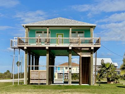 Photo for BEACH'M - 2 Bedroom, Super Cute with easy beach access and Gulf View