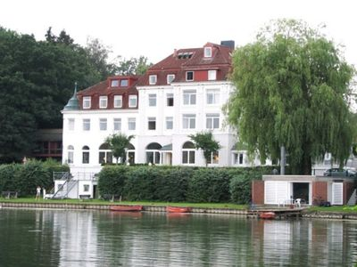 Photo for Double room lake side - Hotel SeeSchloss am Kellersee in 23701 Eutin