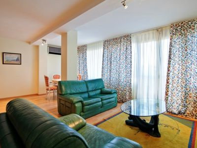 Photo for Club Villamar - Luxury apartment with air conditioning, located in the center and only 200m from ...