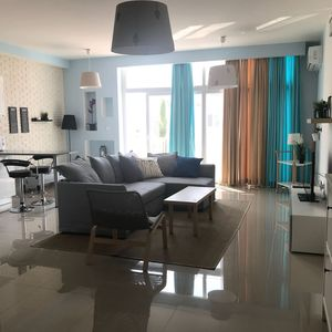 Photo for Cozy modern apartment in a beachfront property complex Caesar Beach