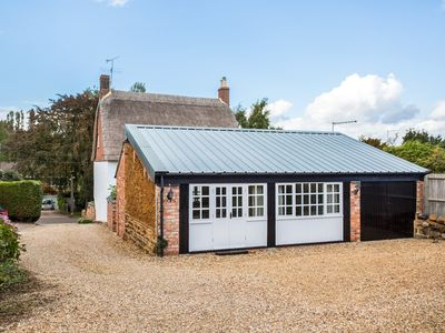 Photo for A cosy barn conversion for two in the lovely village of Guilsborough