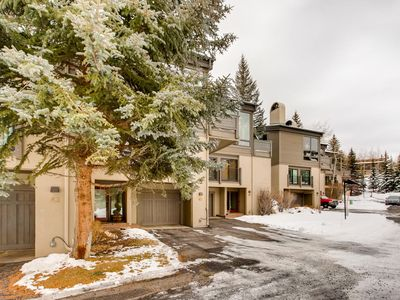 Photo for Potato Patch Club home in Vail - short walk to bus and short drive to Town areas