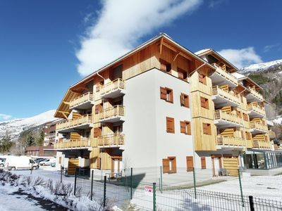 Photo for Brand new apartments with indoor pool near the lifts in Serre-Chevalie