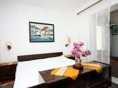 Photo for Studio flat near beach Duće, Omiš (AS-4795-b)