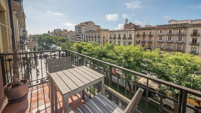 Photo for 45 Apartment Rambla Nova