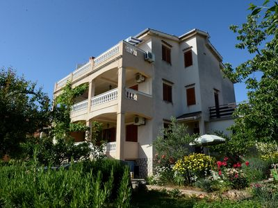 Photo for Holiday apartment with garden and barbecue