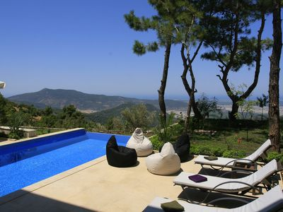 Photo for Kalkan Mountain Villas - Villa Lavender- stunning 5* retreat