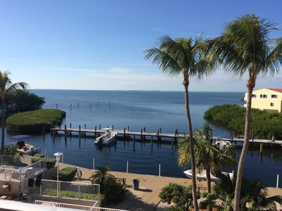 Photo for Beautiful 1 bedroom apartment with a Phenomenal direct bay view