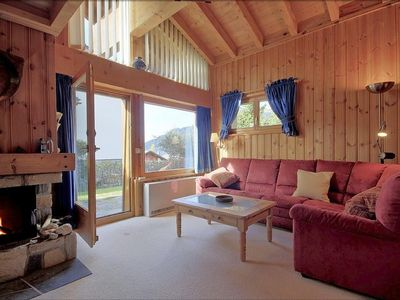 Photo for Apartment Vacation Rental in Verbier, Valais