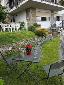 Photo for Holiday apartment with garden and lake