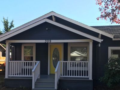 Photo for Darling  1920 's 2 bedroom Bungalow in Downtown Vancouver