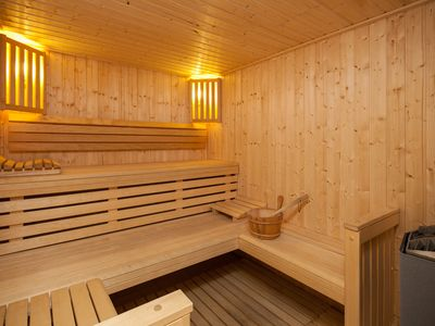 Photo for NEW LUXURY CHALET in MERIBEL, 16 to 20 people - swimming pool - services included