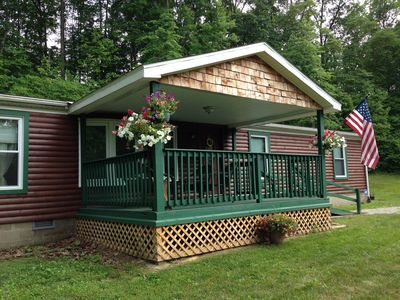 Photo for Bobcat Cabin Located In Hocking Hills Ohio & Wayne National Park