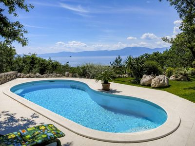 Photo for Vacation home Anamia  in Rijeka, Kvarner - 7 persons, 4 bedrooms