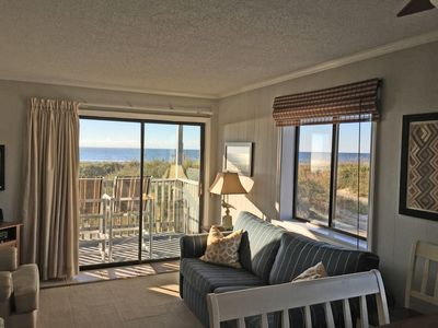 Photo for Oceanfront Ocean Drive, Panoramic Views in North Myrtle