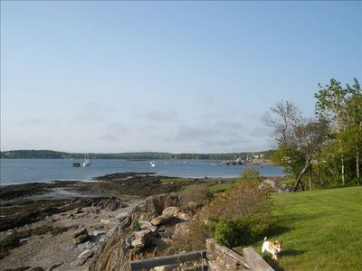 Photo for Quaint Guest Cottage Overlooking Potts Harbor