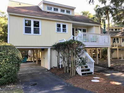 Photo for COMPLETELY RENOVATED 3BR/2BA Tarpon Pond Cottage! Close to Beach/Pools/Golf!