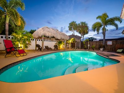 Photo for Family-Freindly/Heated Pool/Walk to beach 0.3 mile/Private property