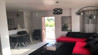 Photo for San Jose III Quad La Zenia, 3 bedroom, 2 Bath, Top secluded Solarium ,