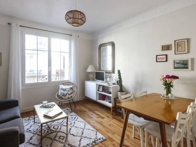 Photo for Cute flat for 3p in the heart of the 11th district