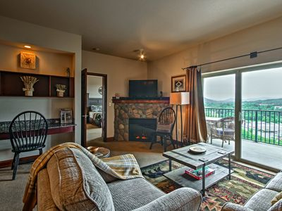 Photo for Lux Pigeon Forge Condo w/ Resort Pools & Hot Tubs!