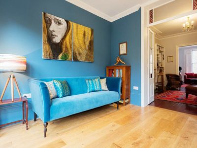 Photo for UP TO 20% OFF - Stunningly Decorated Four Bed House, Sleeps 8, Islington (Veeve)