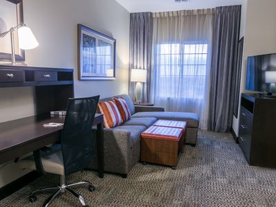 Photo for Close to University of Texas | Free Breakfast + 24 Hour Business Center + Heated Pool