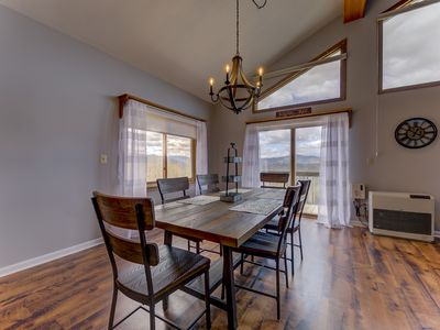 Photo for BRAND NEW: Beautifully renovated 3 BR, 2 BA w/ incredible mountain views! AC!