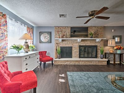 Photo for NEW! Norman Home w/Yard - Walk to Park & OU Campus