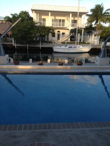 Lovely Waterfront Pool Retreat-Porch-Huge Dock-minutes To Bay