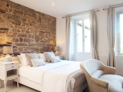 Photo for Charming Bed and Breakfast Central Brittany  Bedroom ONE