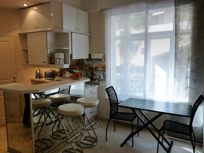 Photo for Studio apartment 9 m from the center of Cannes with Internet, Lift (705074)
