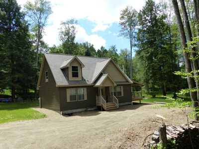 Photo for Beautiful, Quiet and New Lodge in the Heart of the PA Elk Range