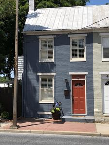 Photo for Downtown Rowhouse. Beautifully updated home in Frederick, MD