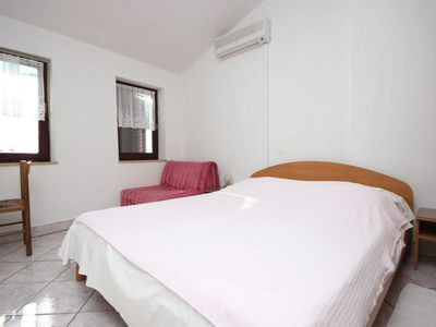 Photo for Studio flat with air-conditioning Punta križa, Cres (AS-383-a)