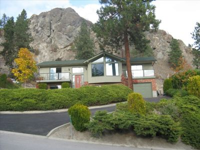 Photo for Private and Central Spacious Kelowna Home Overlooking City