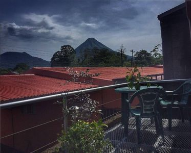 Photo for Volcan View + Full Equipped Apartment + A / C + Downtown + High Speed ​​Internet