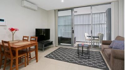 Photo for New Secure Apartment - Next to Westfield & Train