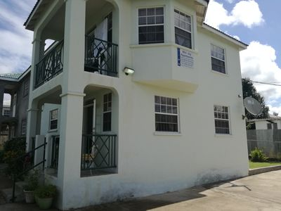 Photo for Air conditioned apartment just 2 minutes walk from the Caribbean Sea, Barbados