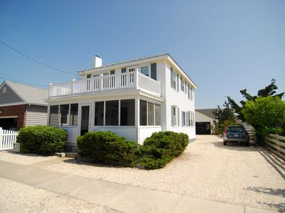 Photo for Old Time Beach House with Modern Amenities